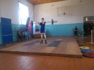 Первенство РД по тяжелой атлетике